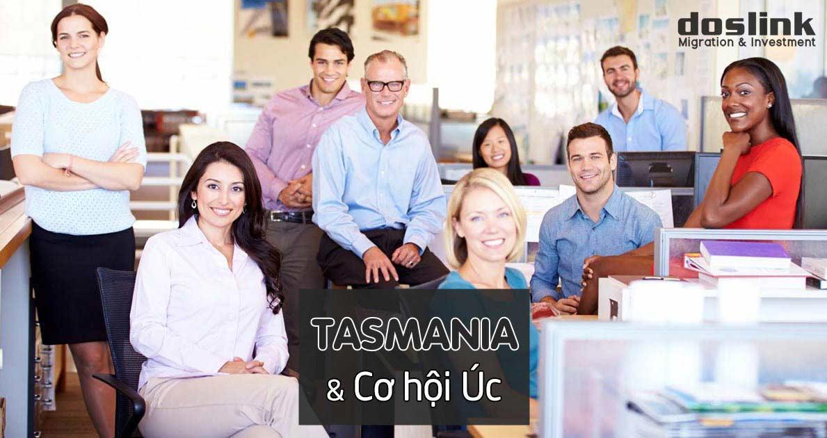 Tasmania - Câu trả lời hoàn hảo cho chương trình định cư Úc diện tay nghề
