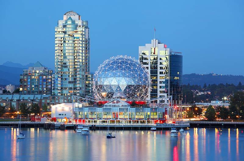 Vancouver đầu tư British Columbia định cư Canada