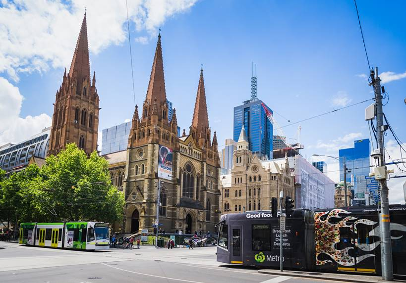 Doslink Migration & Investment - Melbourne - Thanh pho dang song thu 2 the gioi..