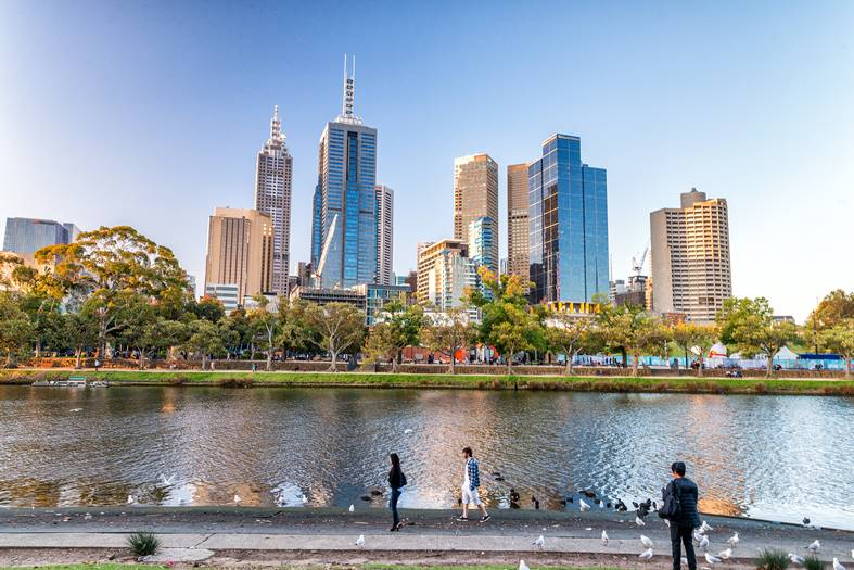 Doslink Migration & Investment - Melbourne - Thanh pho dang song thu 2 the gioi.