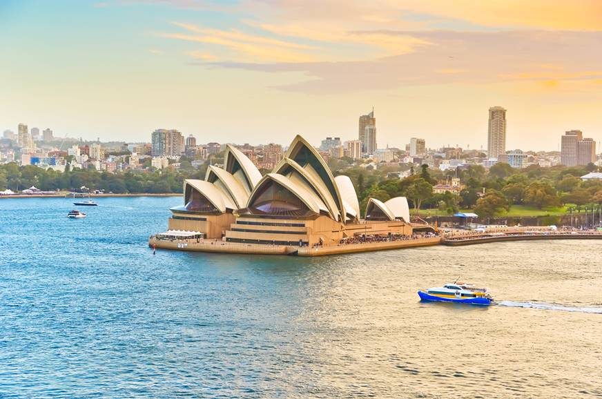 Doslink Migration & Investment - Sydney - Top 10 thanh pho dang song nhat the gioi