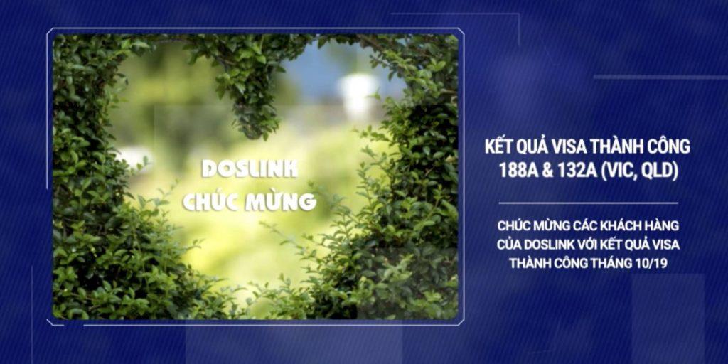 , Trang tin tức, Doslink Migration & Investment