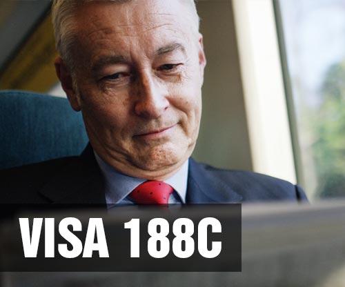 Định cư Úc diện nhà đầu tư lớn visa 188C (doslink)