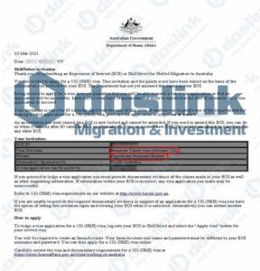 Bảo Lãnh Bang Nam Úc Visa 132A ngày 24/03/2021