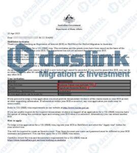 Bảo Lãnh Bang Nam Úc Visa 132A ngày 20/04/2021