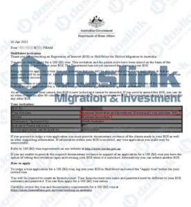 Bảo Lãnh Bang Nam Úc Visa 188A ngày 20.04.2021