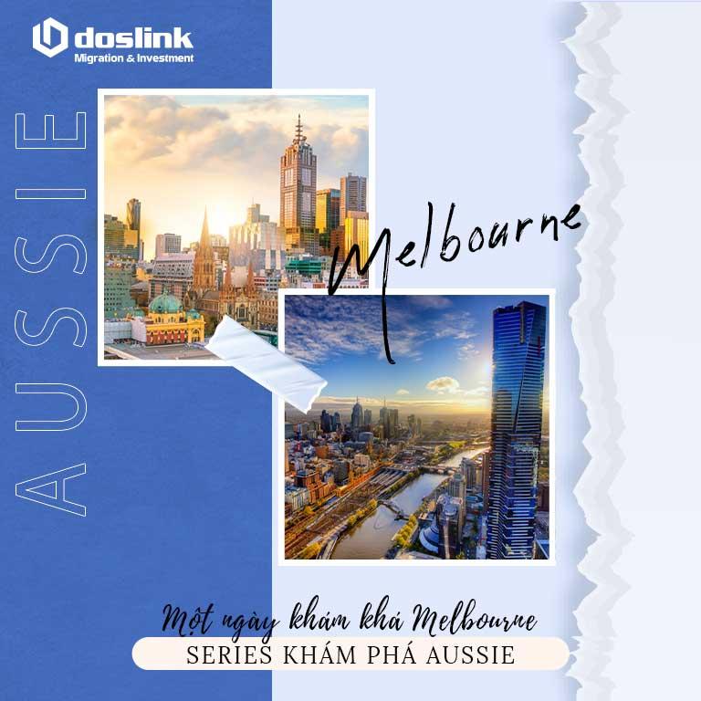Series khám phá Aussie [Tập 2]: Một ngày du ngoạn Melbourne sẽ ra sao?